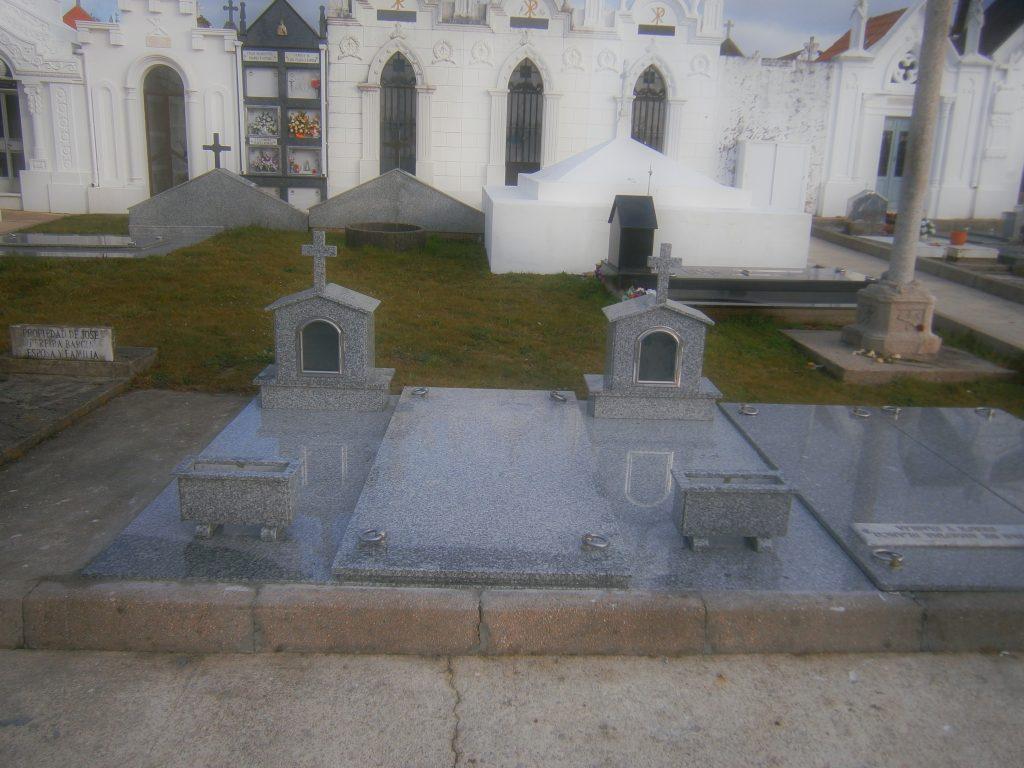 Lápidas funerarias para nichos