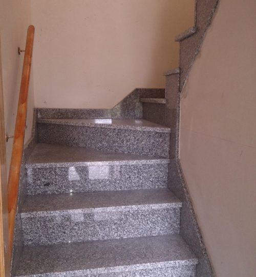 Escaleras grisal trabajos