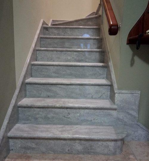 Escaleras piedra