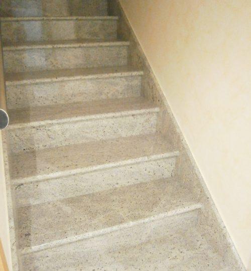 Escaleras rectas trabajos